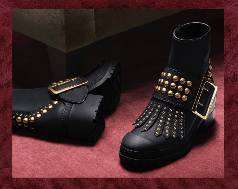 buckle boot burberry